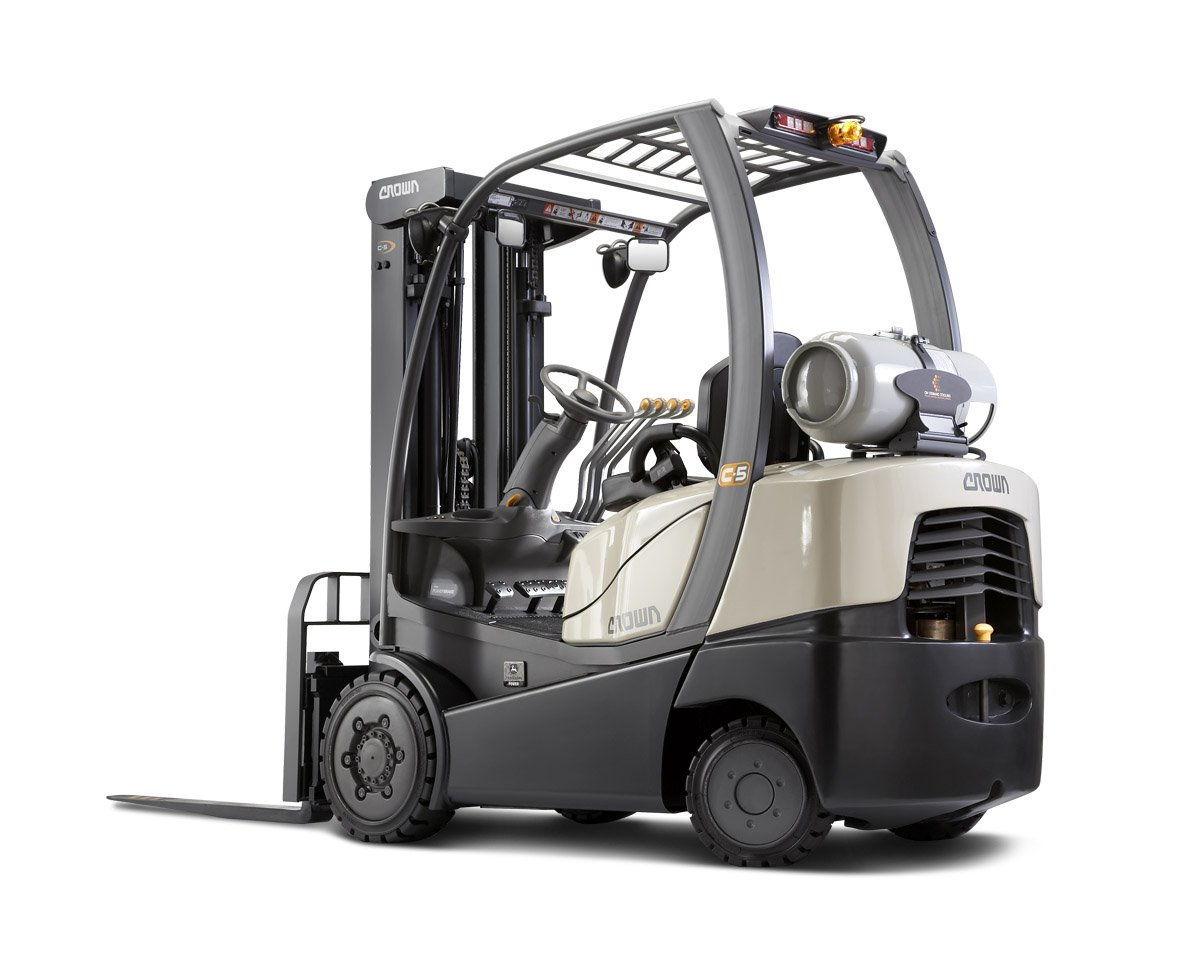 crown-forklift